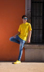 Standard Style Skinny Jeans